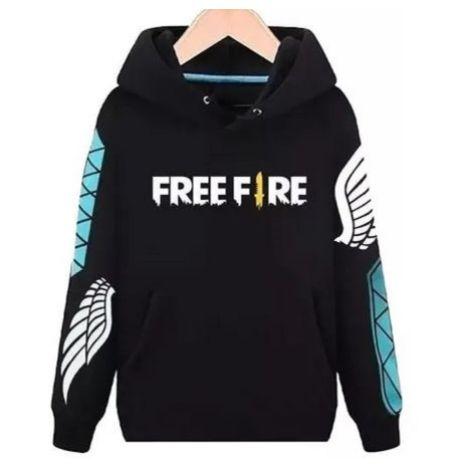 Moletom FREE FIRE