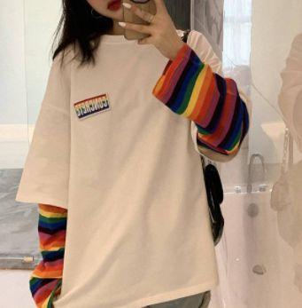 Camiseta Manga Longa Dupla CONCRETE - Duas Cores
