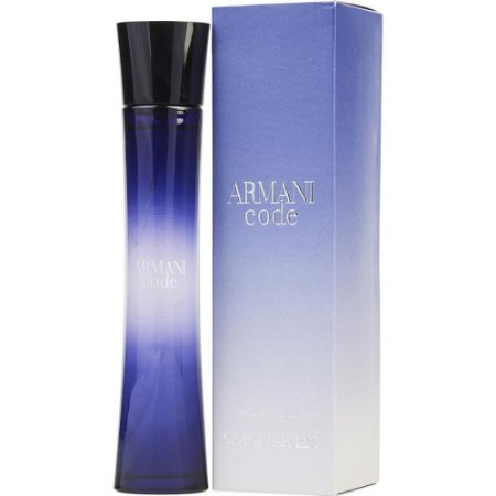 3a47b14f7507f Giorgio Armani Armani Code Feminino Eau De Parfum 75ML - Pedidos Gym ...