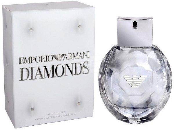 335cb8a09 Giorgio Armani Emporio Armani Diamonds Feminino Eau De Parfum 100ML ...