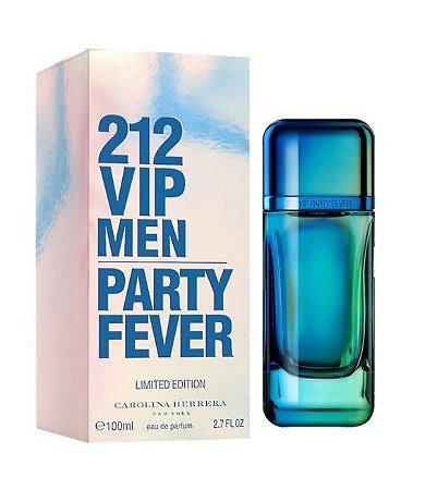 3b2311bb29729 Carolina Herrera 212 Vip Men Party Fever Eau De Parfum 100ML ...