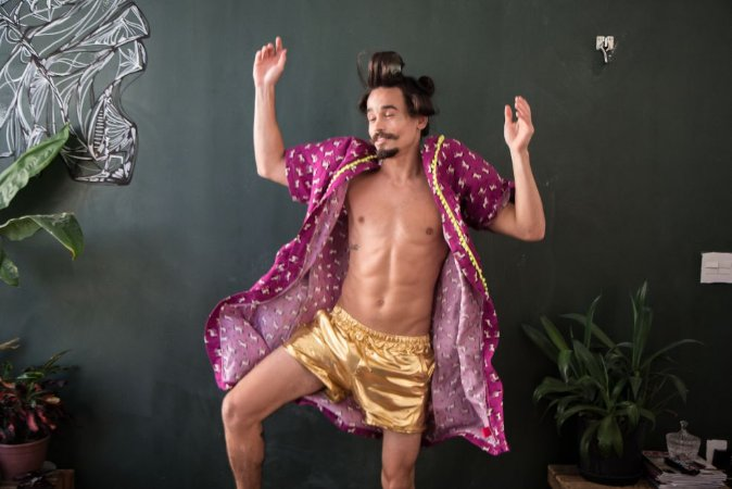 Kimono Uni da Discórdia