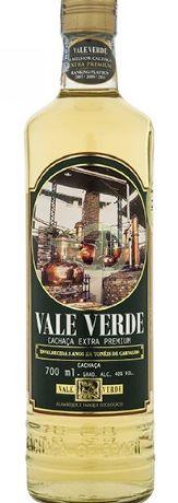 Cachaça Vale Verde 700ml - Extra Premium