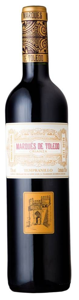 Marqués de Toledo Crianza 750ml La Mancha