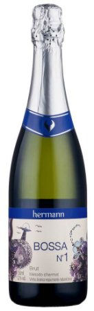 Espumante Bossa N°1 Brut 750ml