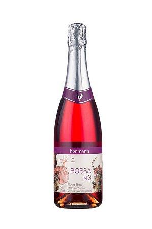 Espumante Bossa N°3 Brut Rose 750ml