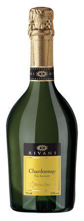 Espumante Rivani Chardonnay Extra Dry Bco 750ml