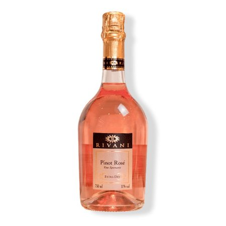 Espumante Rivani Pinot Rose 750ml