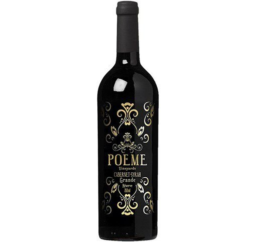Poeme Vineyards Cabernet-Syrah Grande Reserve 750ml
