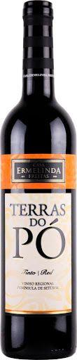 Ermelinda Freitas Terras do Pó 750ml