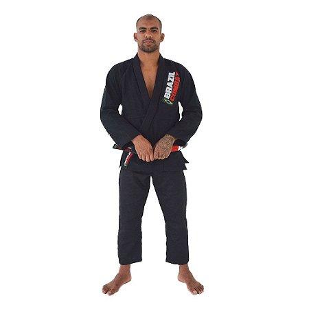 Kimono Jiu-JItsu  Brazil Combat Starter Preto