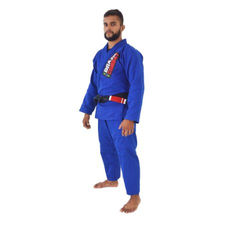 Kimono Jiu-Jitsu Brazil Combat Starter Azul
