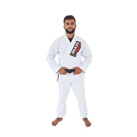 Kimono Jiu-JItsu Brazil Combat Starter Branco