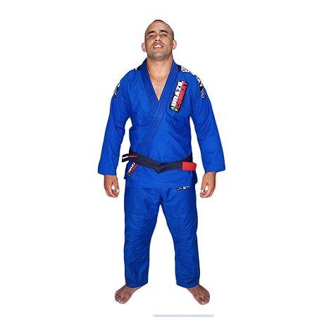 Kimono Jiu-Jitsu Azul Xtra-Lite Brazil Combat