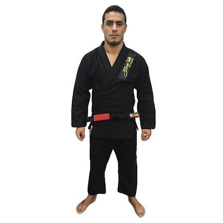 Kimono Jiu-Jitsu Zion Novice Preto