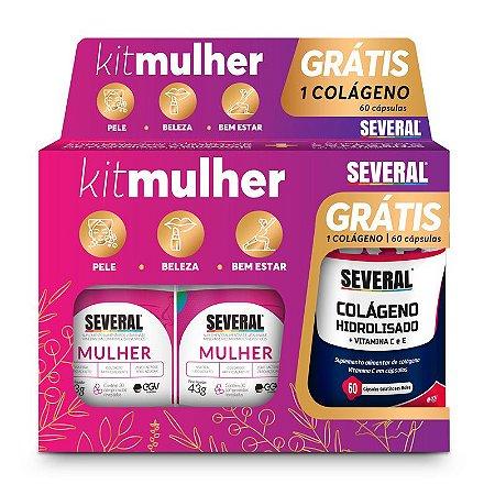 Kit Mulher Several®