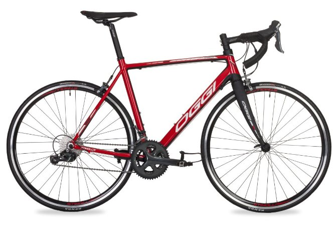 Bicicleta Speed Oggi Stimolla 20V