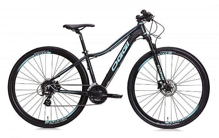 Bicicleta 29 Feminina Oggi Float 5.0 18V (2020)