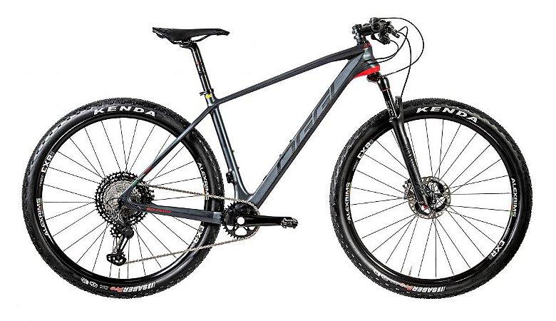 Bicicleta 29 Oggi Agile Squadra Suspensão Rock Shox 12v (2020)