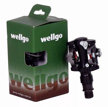 Pedal Clip MTB Wellgo