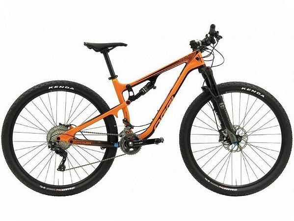 Bicicleta 29 Oggi Cattura Carbono Full Suspension Deore XT 2x11 22v