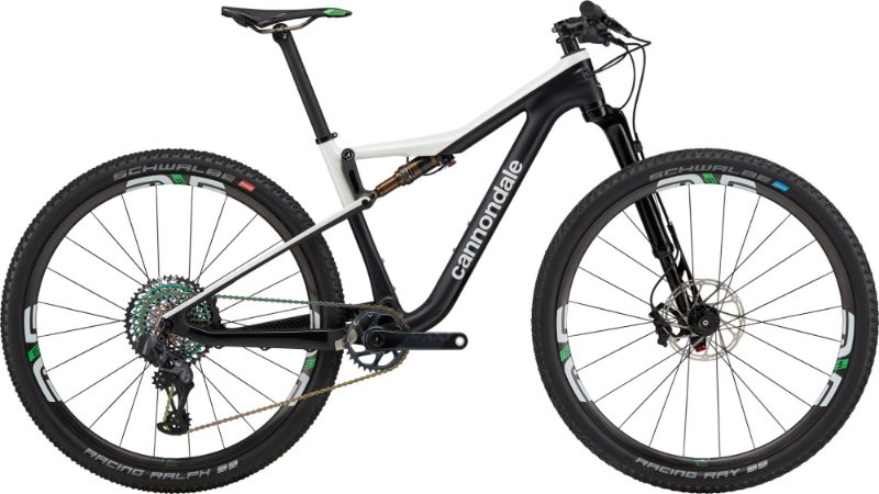 Bicicleta 29 Cannondale Scalpel-Si Hi-Mod World Cup (2020)