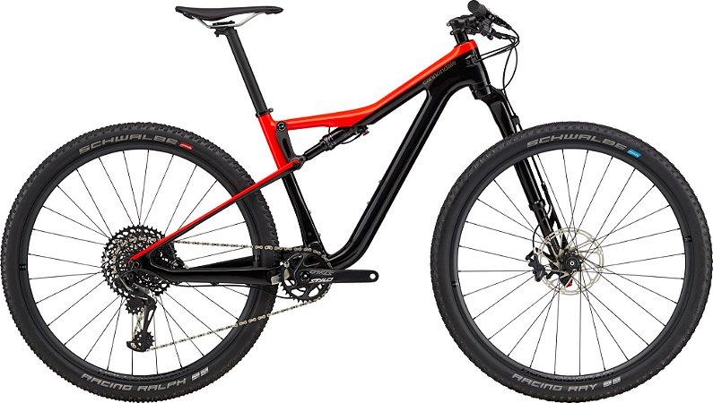 Bicicleta 29 Cannondale Scalpel-Si Carbon 3 (2020)