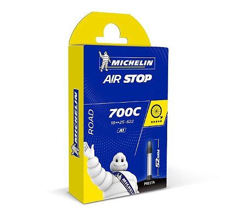 Câmara de ar Michelin 700 X 18/25 Válvula Presta 52mm