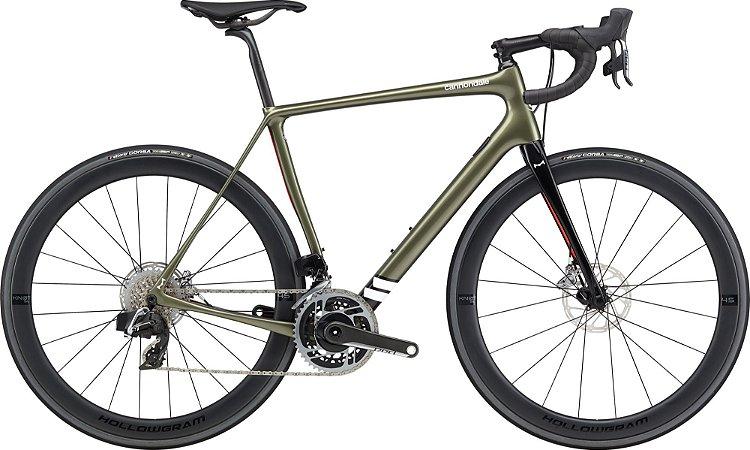 Bicicleta Cannondale Synapse Carbon Hi-MOD Red eTap AXS