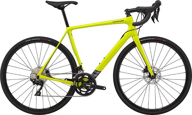 Bicicleta Cannondale Synapse Carbon Disc 105