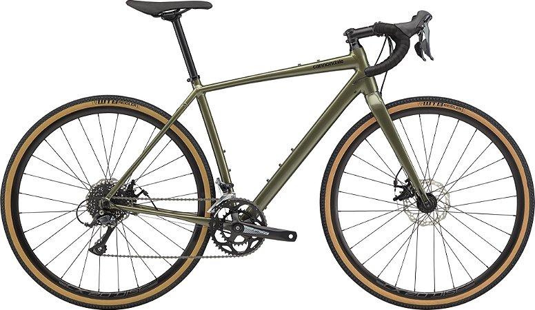 Bicicleta Cannondale Topstone Sora