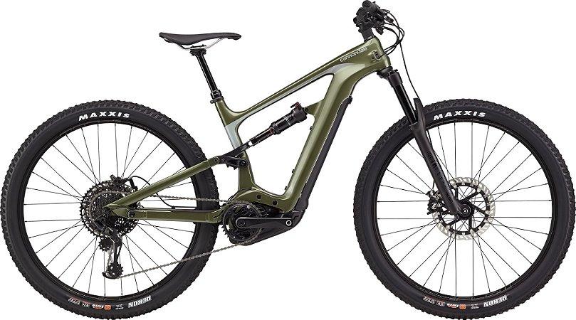 Bicicleta Elétrica Cannondale Habit Neo 2