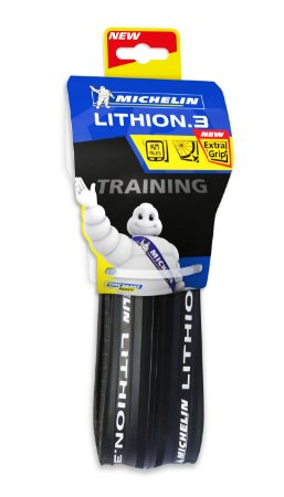 Pneu Michelin 700 X 23 Lithion 3 Performance 3 X 60TPI Kevlar