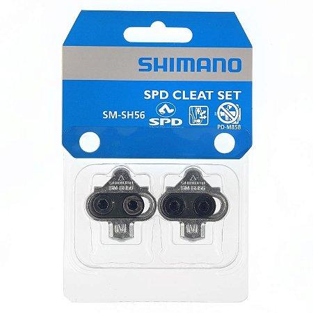 Taco de Pedal MTB Shimano SM-SH56