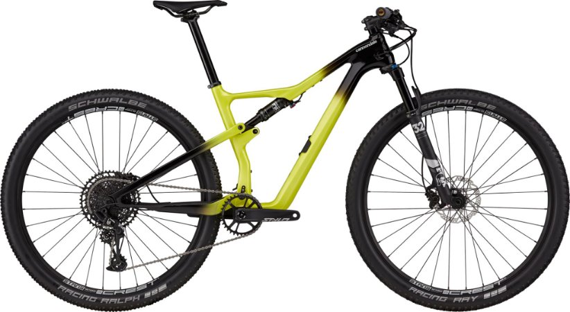 """Bicicleta 29"""" Cannondale Scalpel Carbon 4 (2021)"""