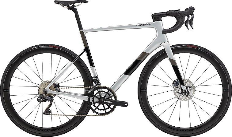 Bicicleta Cannondale SuperSix EVO Carbon Disc Ultegra Di2