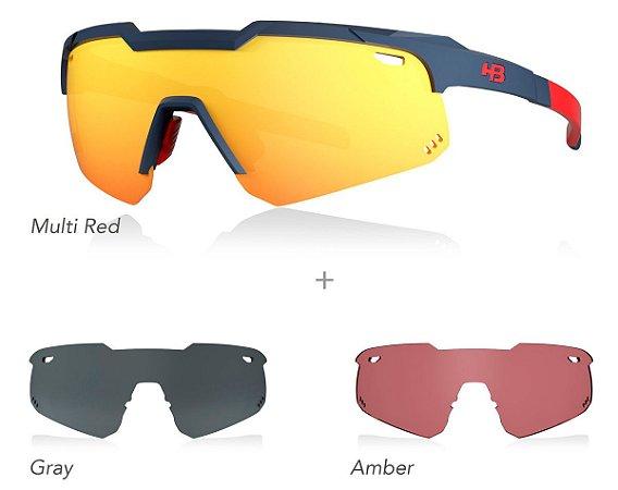 Óculos HB Kit Shield Evo M