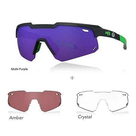 Óculos HB Kit Shield Evo M PQP