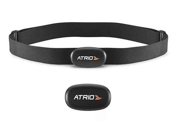 Cinta Cardíaca Premium Atrio BI157 IPX7 Bluetooth ANT+ 2.4G