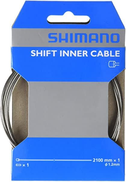 Cabo para Câmbio Shimano 1,2x2100mm
