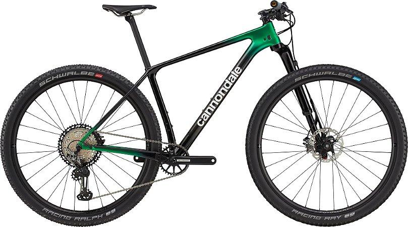 Bicicleta Cannondale F-Si Hi-MOD 1 (2021)