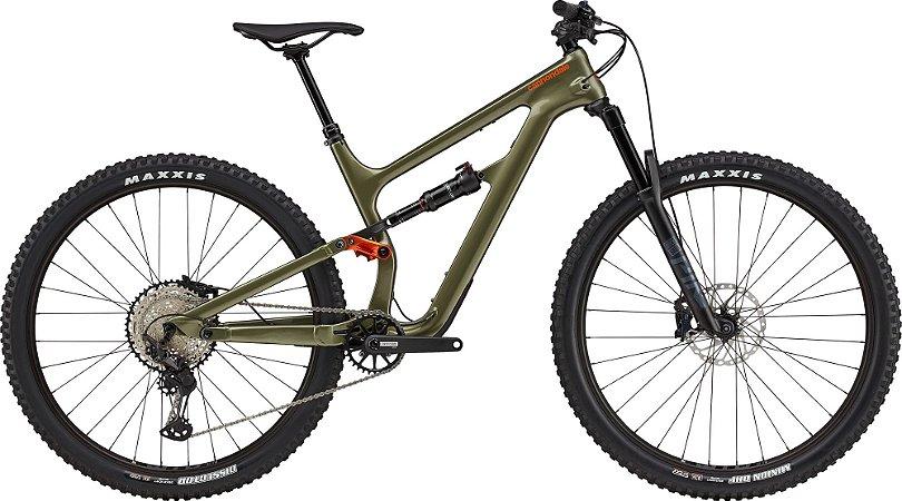 Bicicleta 29 Cannondale Habit Carbon 2 (2021)