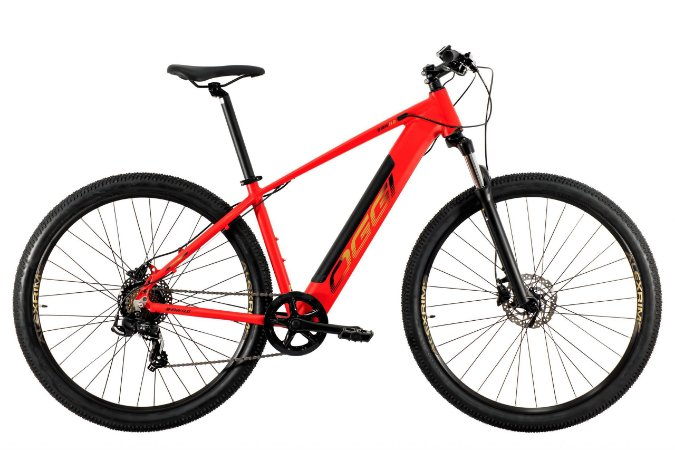E-Bike Oggi Big Wheel 8.0 (2021)