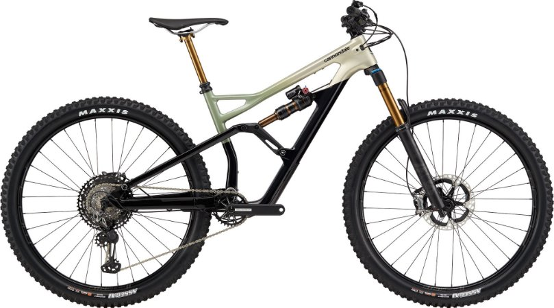 Bicicleta 29 Cannondale Jekyll Carbon 1 (2021)