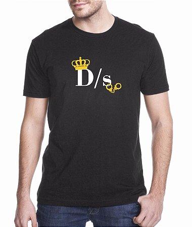 Camiseta BDSM D/s