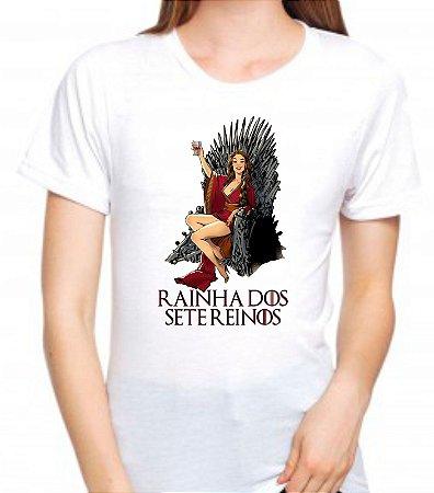 Babylook Rainha dos Sete Reinos