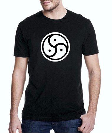 Camiseta BDSM Triskele