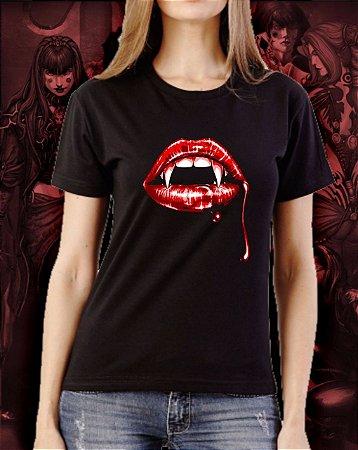 Babylook Beijo Vampiro
