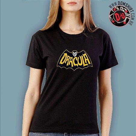 Camiseta/Babylook BatDracula