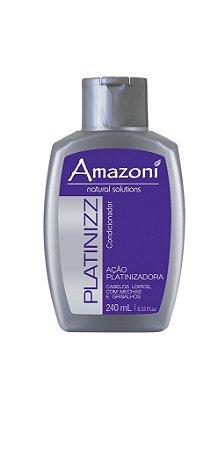 CONDICIONADOR AMAZONI PLATINIZZ 240 ML